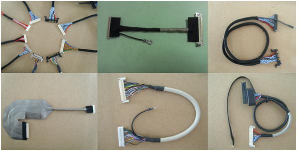关于工业液晶屏连接线LVDS的定制化问题