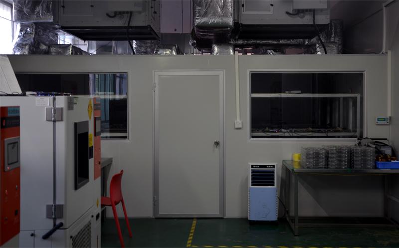 关于TFT LCD液晶模块老化实验介绍